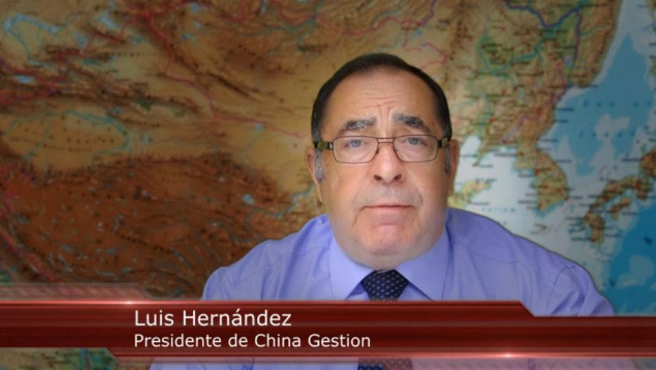 ¿Quién es Luis Hernández en China Gestion?
