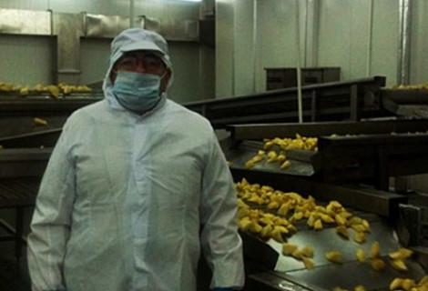 Inspección en fábrica de Gansu Yumen