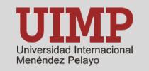 UIMP. Universidad Internacional Menéndez Pelayo